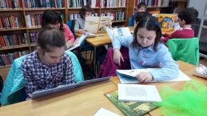 La Biblioteca Centrului Cultural German Sibiu